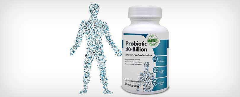 Probiotic 40-Billion